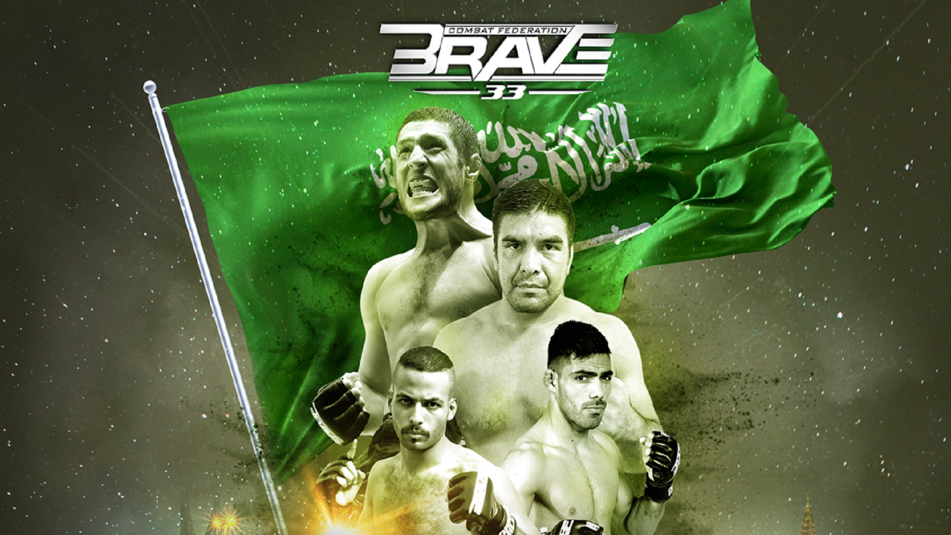 Brave-CF-33-Fight-Card-Saudi-Arabia