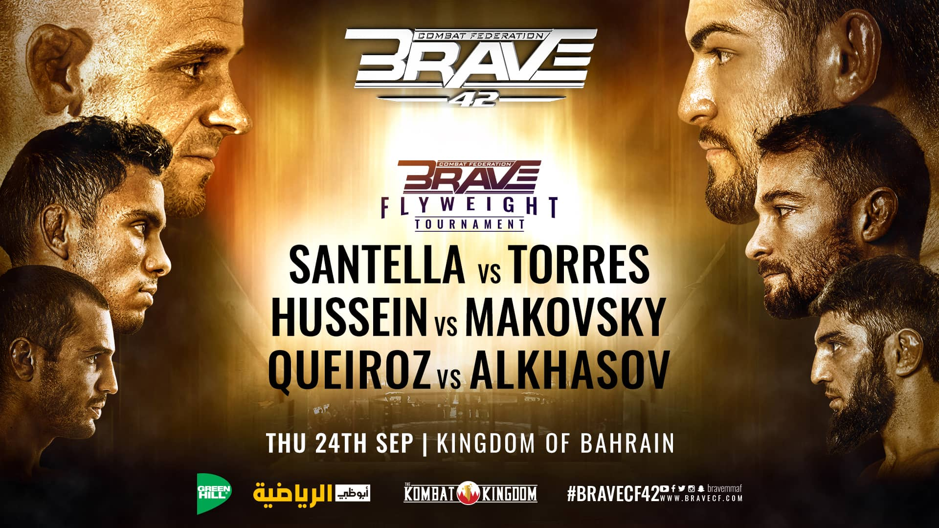BRAVE-CF-42-Flyweight-Tournament-Preview