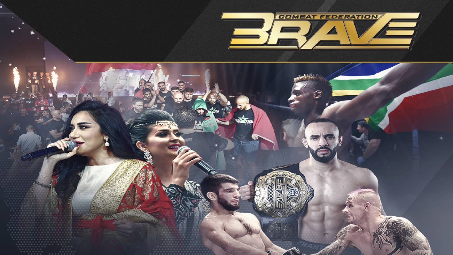 BRAVE-CF-Africa-First-Global-MMA-Promotion