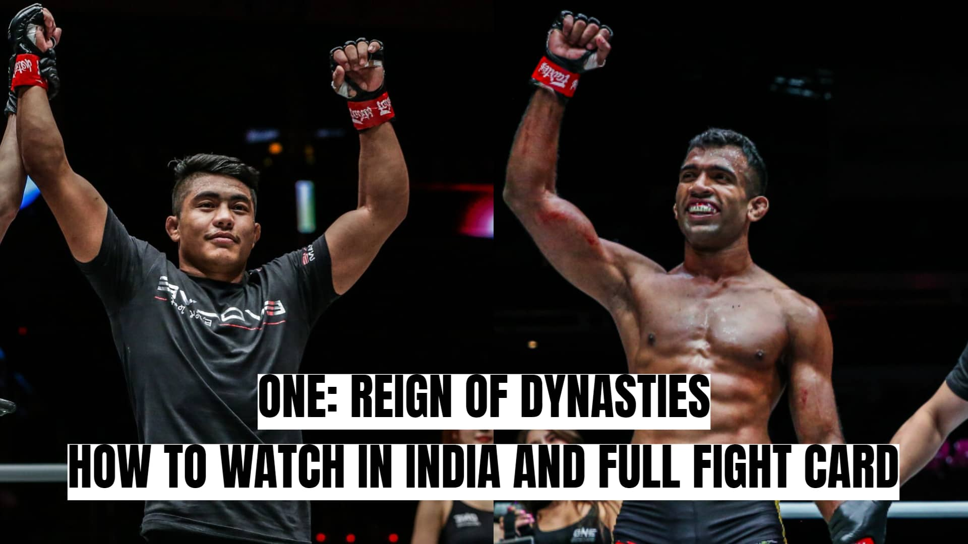ONE-Reign-of-Dynasties-India