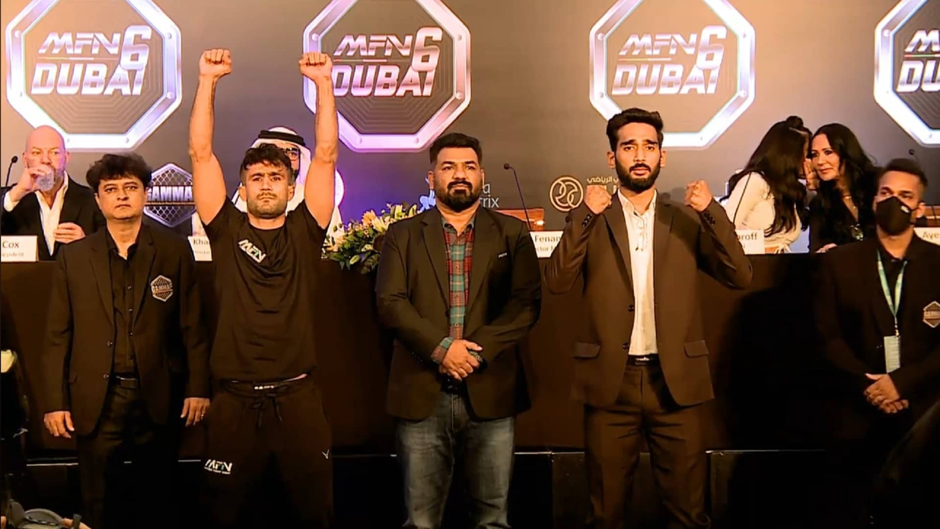 MFN-6-India-Time-Details-Fight-Card
