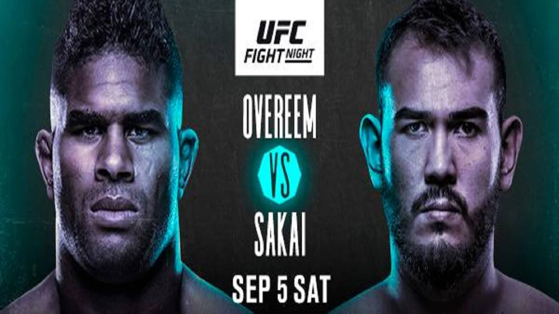 UFC-Fight-Night-Overeem-Sakai-Fights
