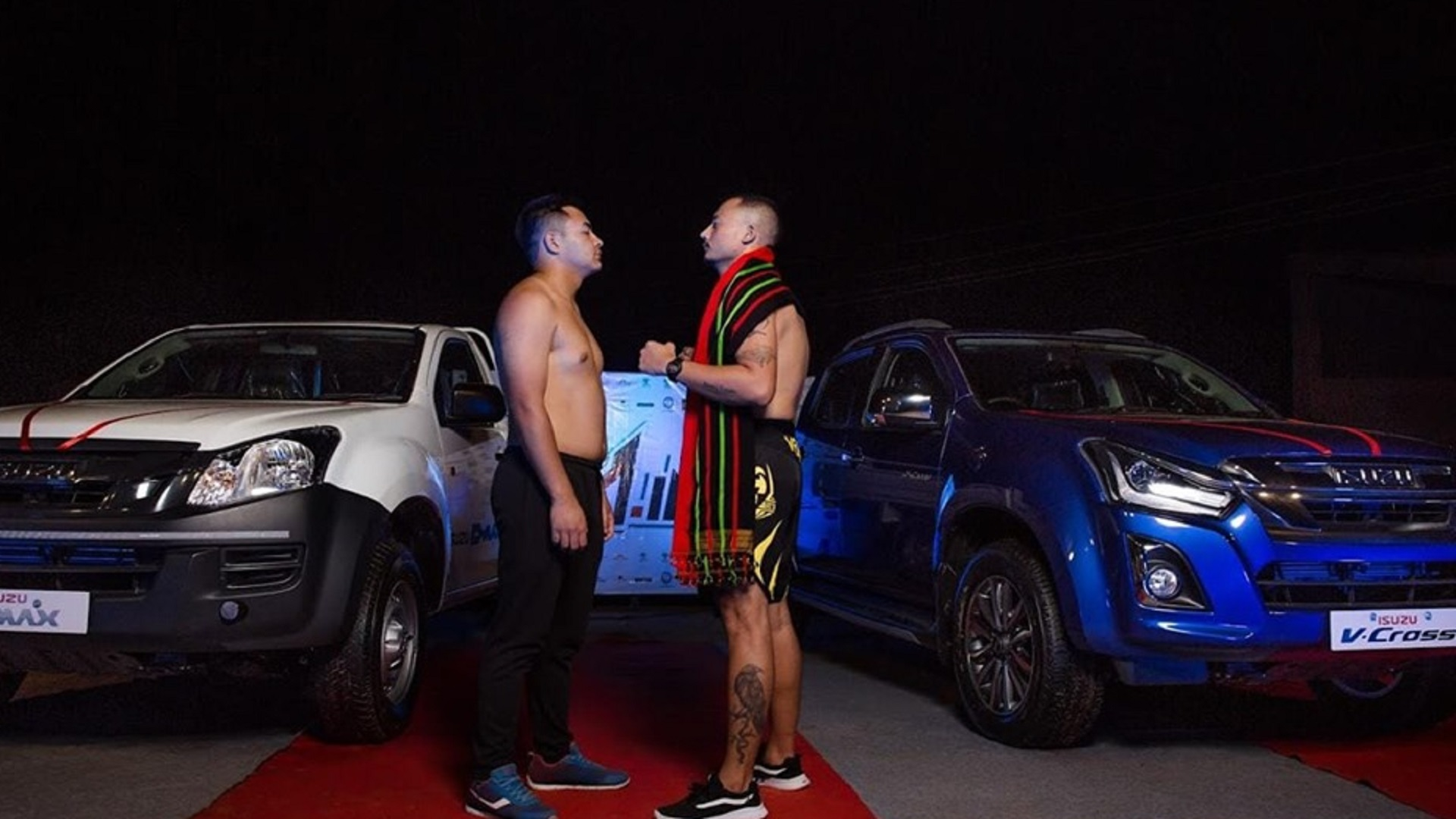 X1 International Fight Night Dimapur: Here are the complete results