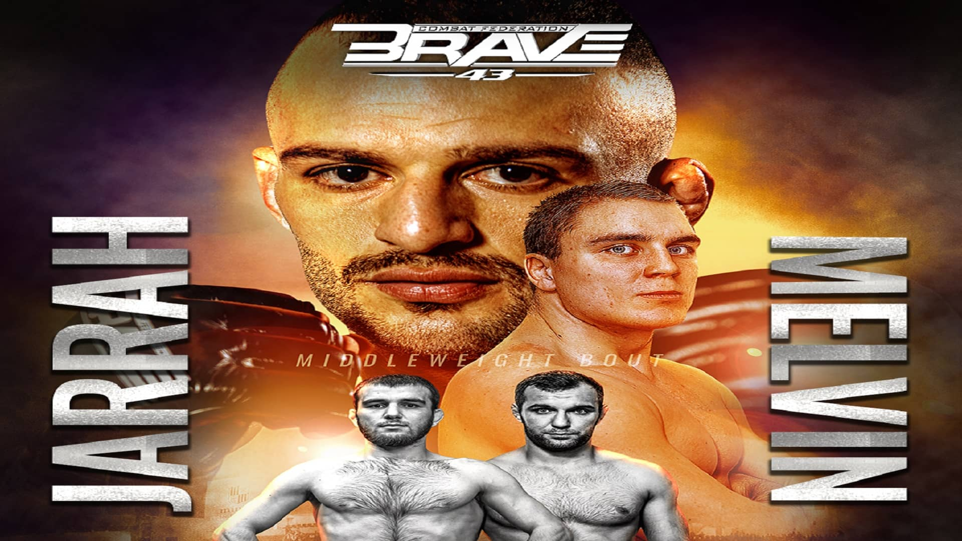 BRAVE-CF-43-Fight-Card