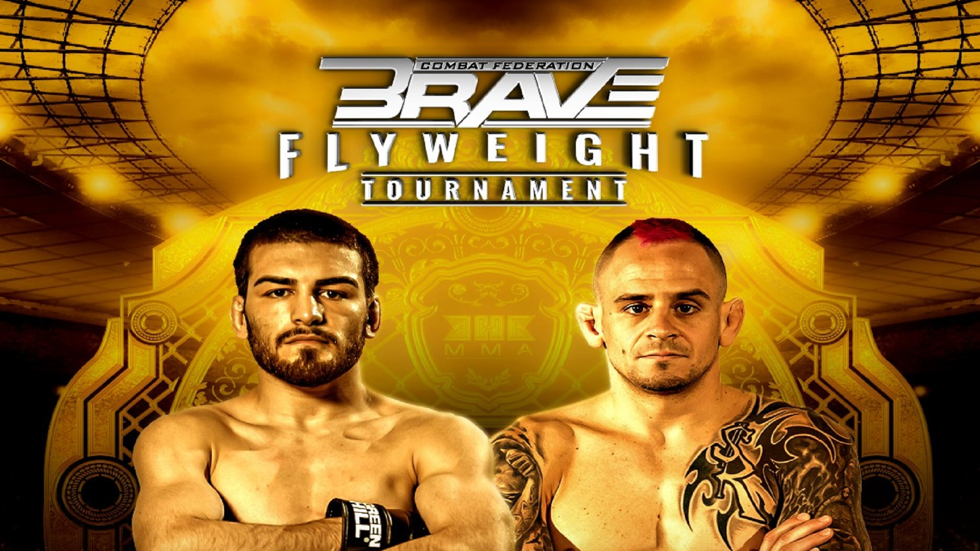 BRAVE-CF-Flyweight-Tournament