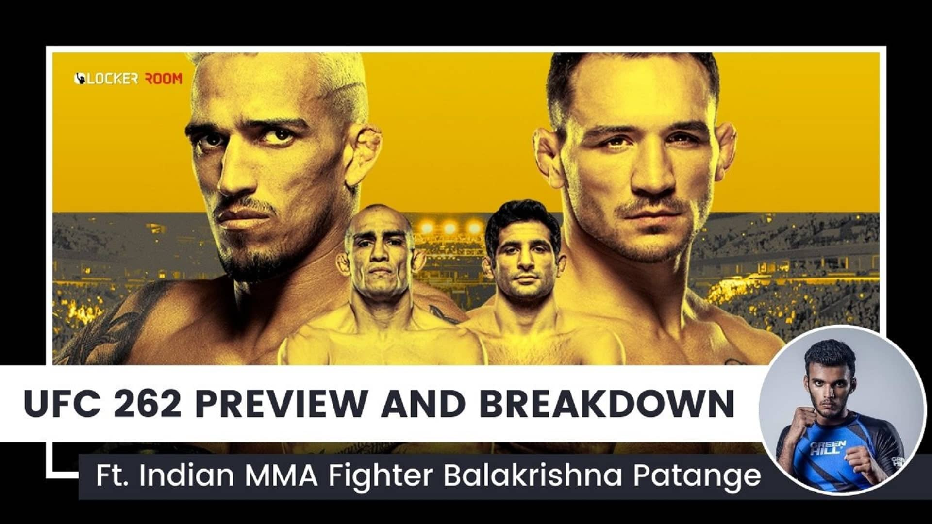 UFC-262-Preview-India-Time
