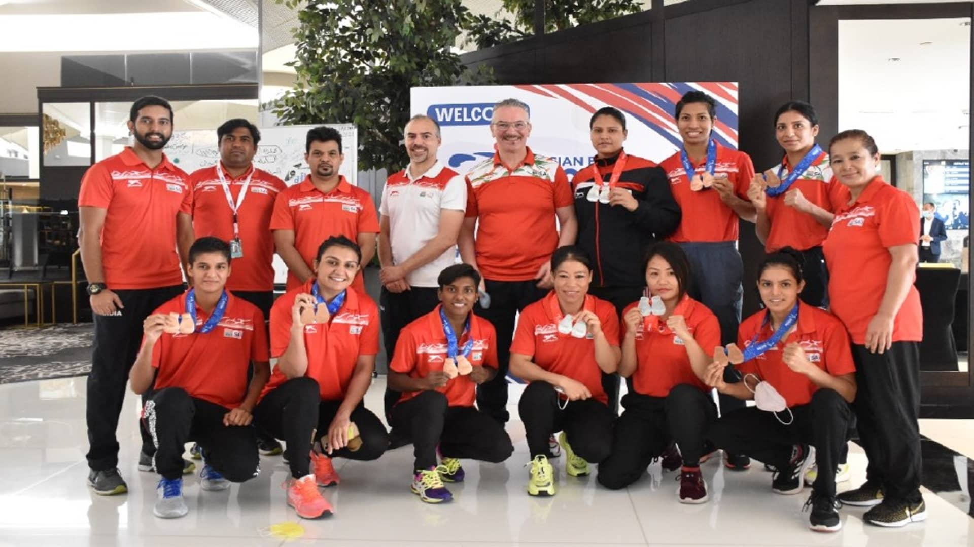 Indian-Boxing-Team-Asian-Championship-2021
