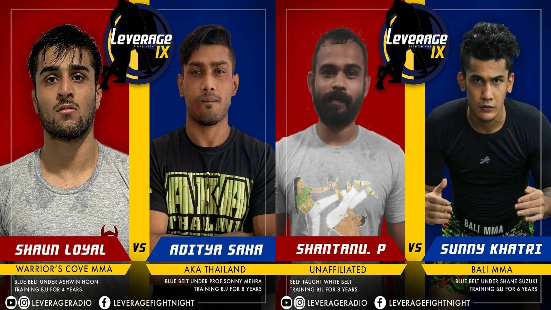Leverage-Fight-Night-Shantanu-Pujari-Aditya-Saha