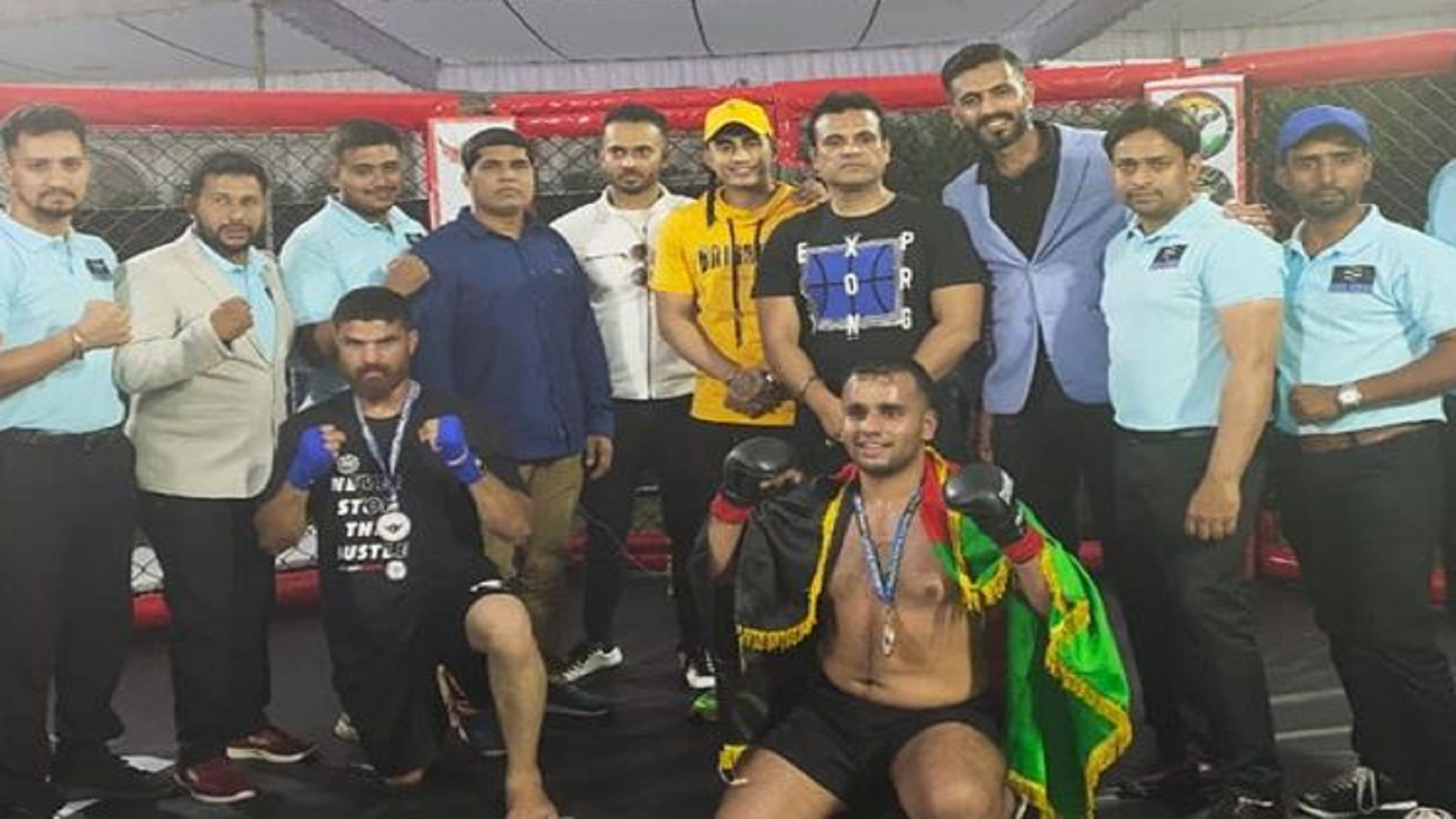 Naresh-Surya-Classic-Indian-MMA-Results