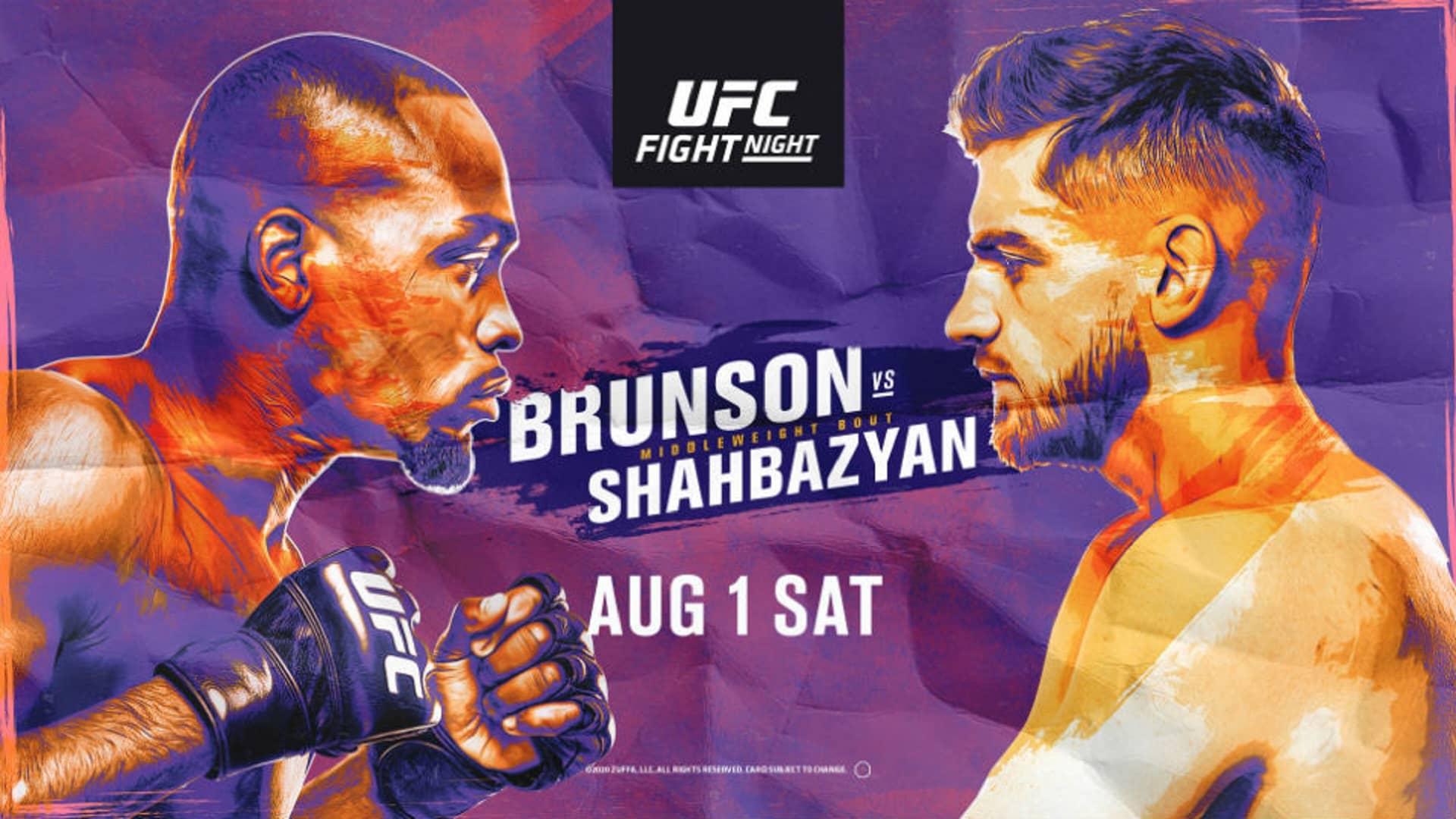 UFC-Fight-Night-Brunson-vs-Shahbazyan