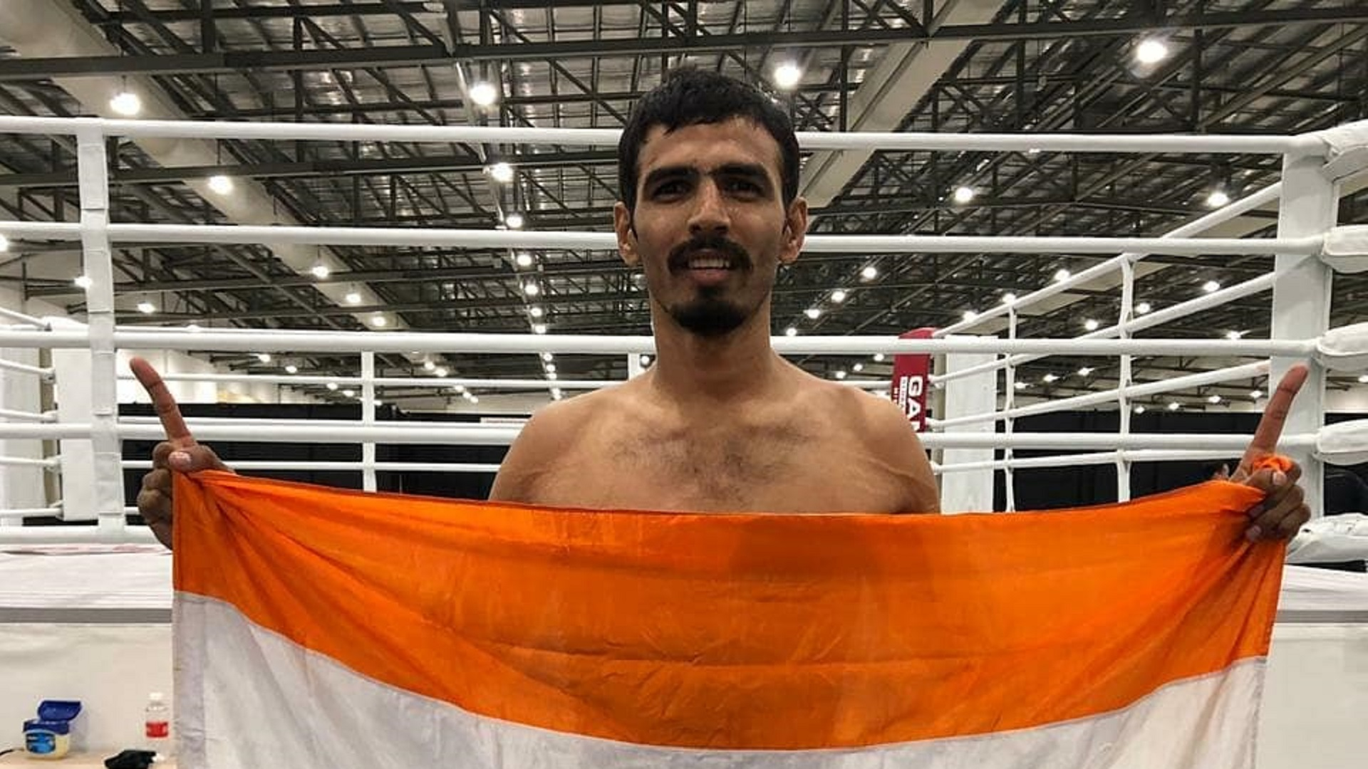 Indian-MMA-fighter-Sumit-Bhyan-GAMMA-World-Championship