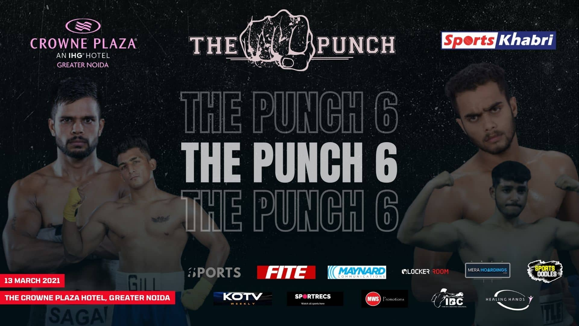 The-Punch-6-Fight-Card