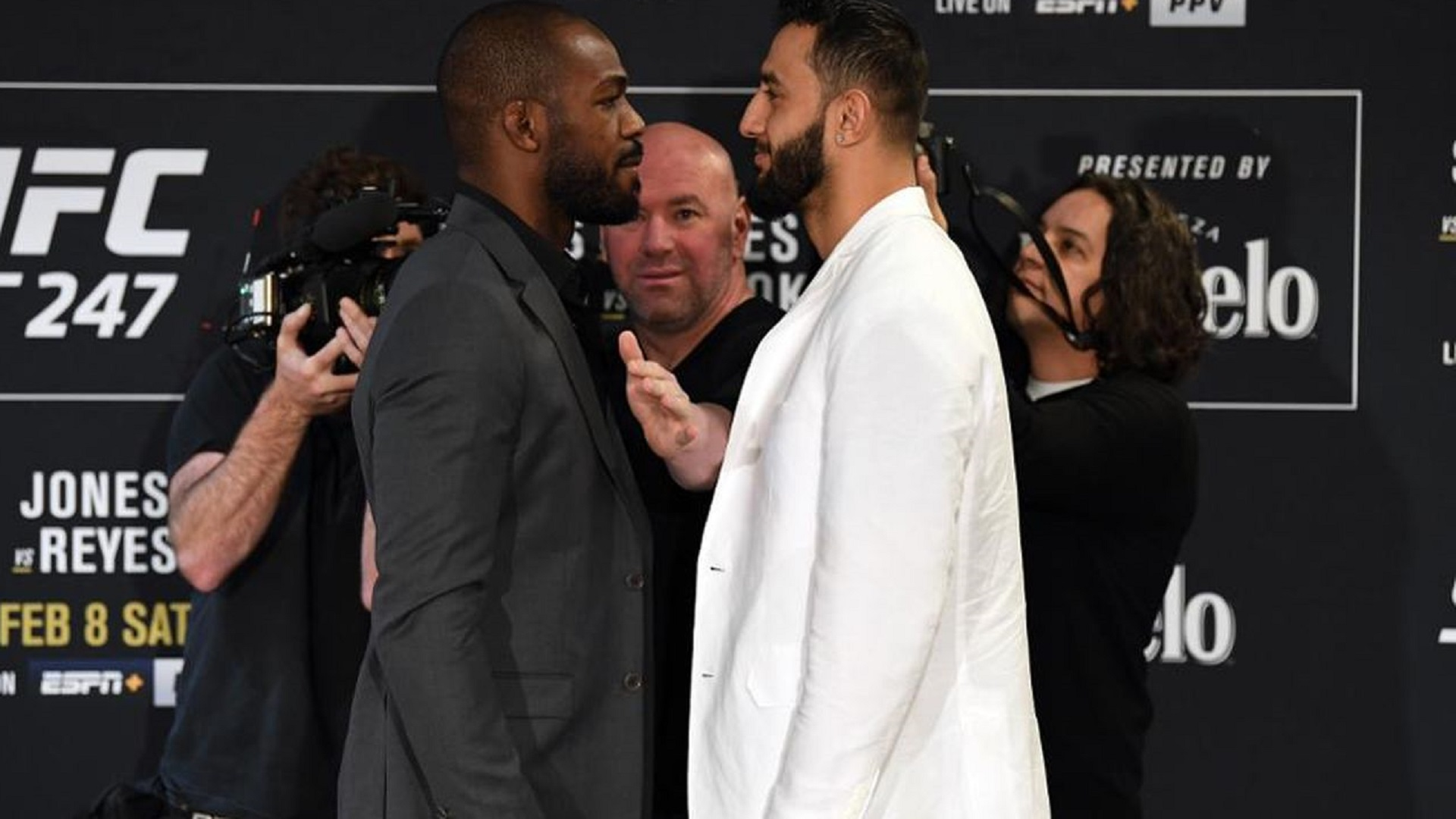UFC-247-India-Timings-Fight-Card
