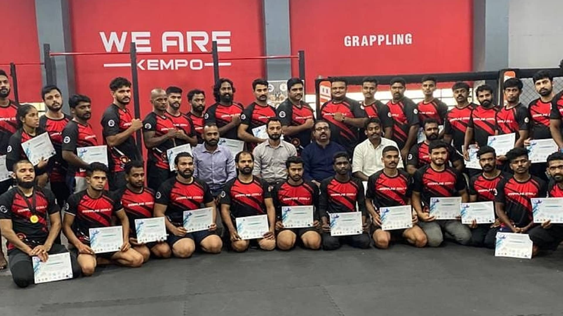 Kerala-Grappling-Federation