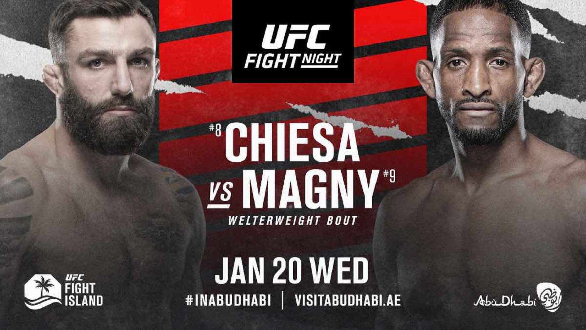 UFC-Fight-Night-Chiesa-Magny-India