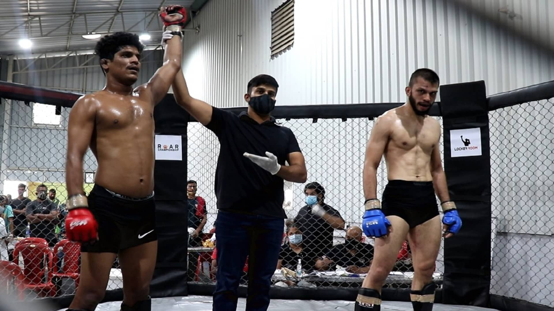 GAMMA-India-MMA-Nationals-2021-Day-2-Results